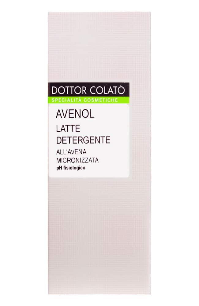 Avenol reinigingsmelk van Dottor Colato
