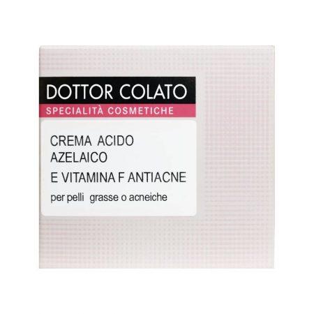 Anti-acnecrème met azelaïnezuur