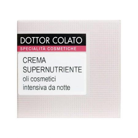 Super hydraterende nachtcrème met cosmetische olie